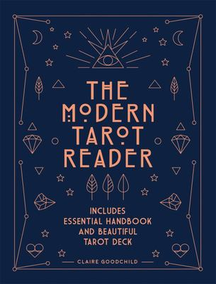 The Modern Tarot Reader - Harness Tarot Energy for Personal Development and Healing