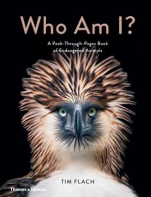Who Am I? A Peek-Through Endangered animal book