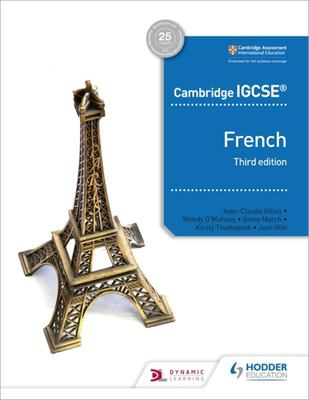 Cambridge IGCSE® French Student Book Third Edition