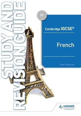 Cambridge IGCSE(tm) French Study and Revision Guide