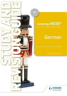 Cambridge IGCSE(tm) German Study and Revision Guide