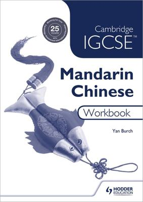 Mandarin Chinese Workbook
