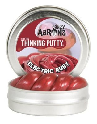 Thinking Putty Mini Electric Ruby