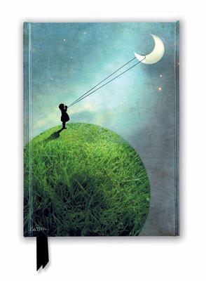 Catrin Welz-Stein: Chasing the Moon (Foiled Journal)