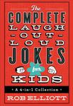 The Complete Laugh-Out-Loud Jokes for Kids (4-In-1 Collection - Red, HB)