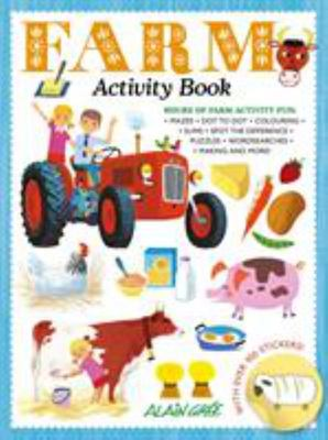 Farm (Activity Book)