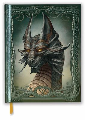 Kerem Beyit: Black Dragon (Blank Sketch Book)