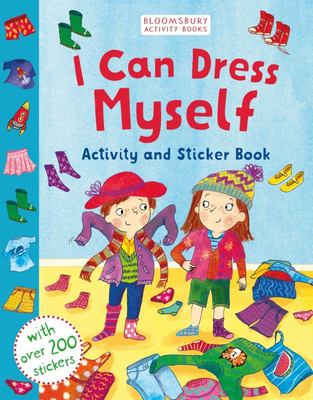 I Can Dress Myself - Activity and Sticker Book