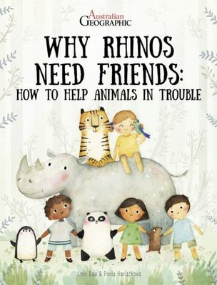 Why Rhinos Need Friends
