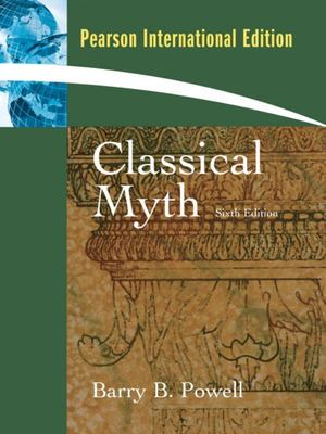 Classical Myth: International Edition