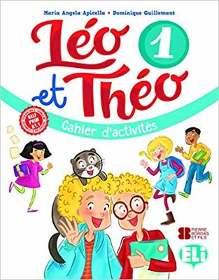 Leo et Theo 1 - Exercise Book