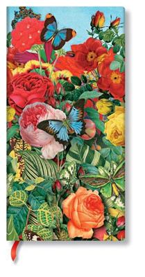 Paperblanks Butterfly Garden Slim Lined
