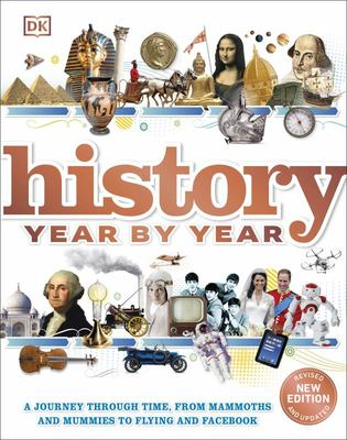 History Year by Year (young readers edition)(HB)