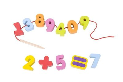 Numbers Beads
