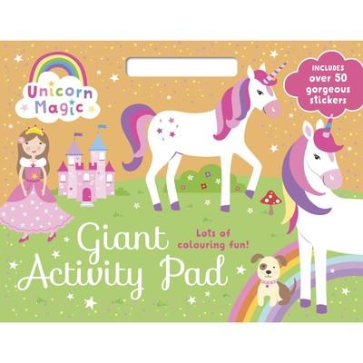 Unicorn Magic Giant Activity Pad