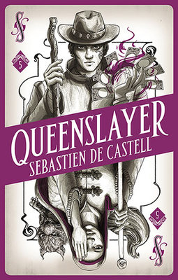 Queenslayer (Spellslinger #5)