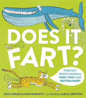 Does It Fart? Kids Edition
