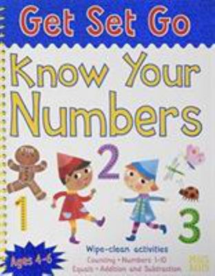 GSG Know Your 1st Numbers Bind/Up