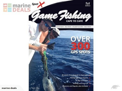 Spot X Cape to Cape Game Fishing