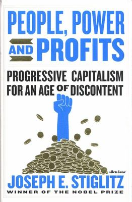 People, Power and Profits (HB)