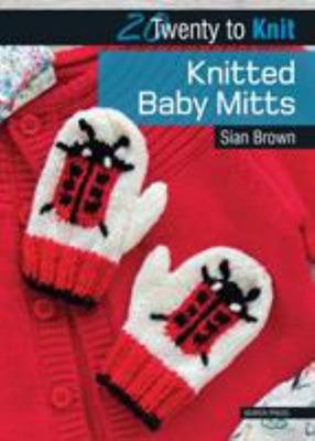 Knitted Baby Mitts