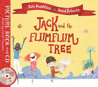 Jack and the Flumflum Tree (Book and CD Pack)