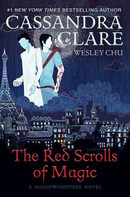 The Red Scrolls of Magic (#1 The Eldest Curses)