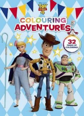 Toy Story 4 - Colouring Adventures
