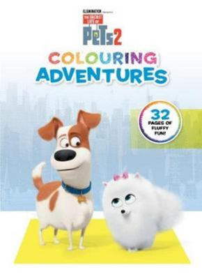 Secret Life of Pets #2 - Colouring Adventures