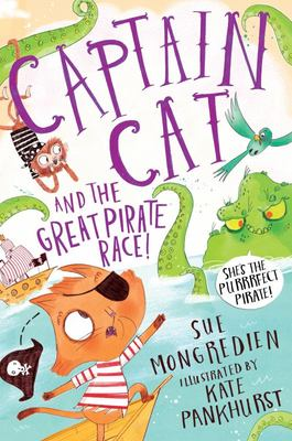 Captain Cat and the Great Pirate Race (#2)
