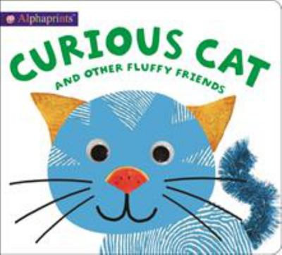 Alphaprints Curious Cat