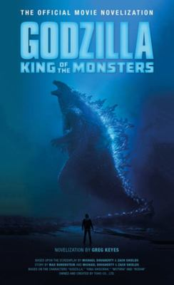 Godzilla - King of the Monsters - The Official Movie Novelisation