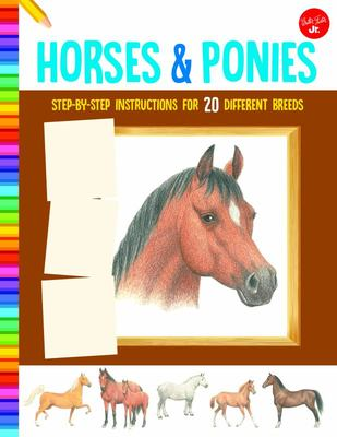 How to Draw Horses and Ponies
