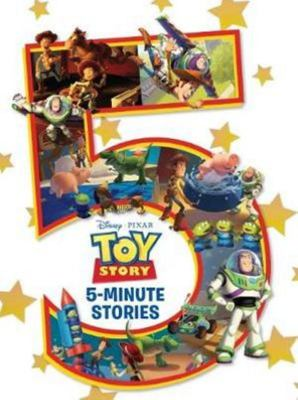 Toy Story: 5-Minute Stories