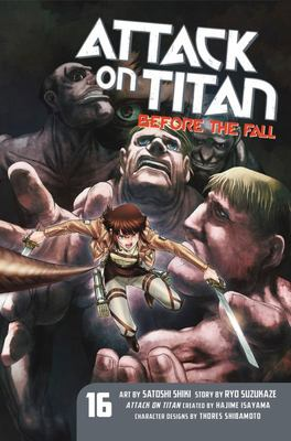 Attack on Titan Before the Fall (#16)