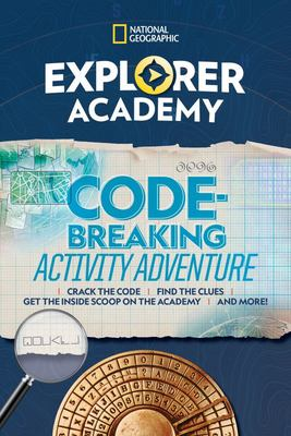 Codebreaking Activity Adventure (Explorer Academy)