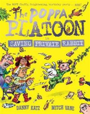 Saving Private Rabbit (Poppa Platoon #3)