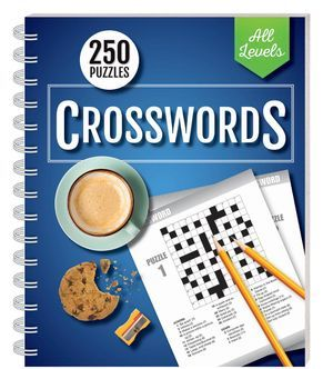 250 Puzzles Crosswords All Levels