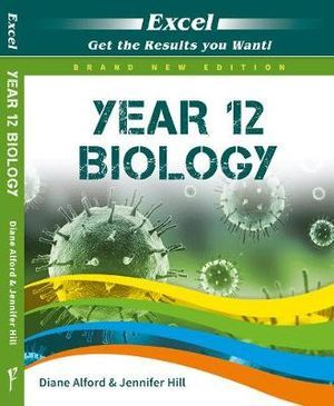 Year 12 Biology - Excel