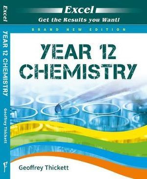 Year 12 HSC Chemistry- Excel - Pascal Press