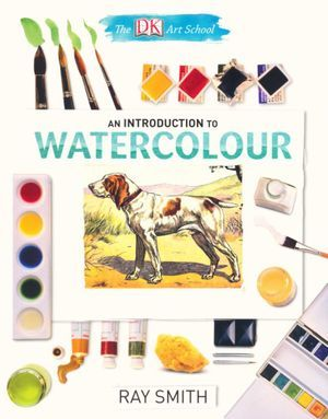 DK Art School Watercolour
