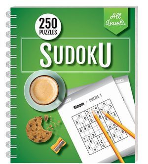250 Puzzles - Sudoku All Levels