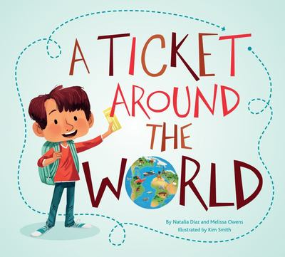 A Ticket Around the World (PB)