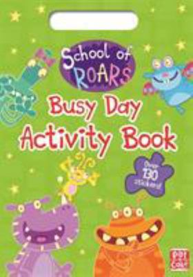 Busy Day Activity Book