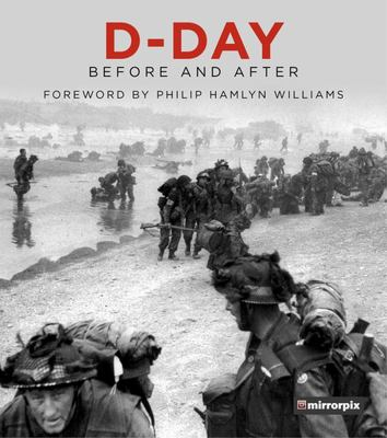 D-Day - Before and After