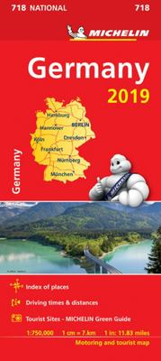 Map Germany 2019