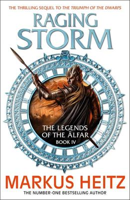 Raging Storm (#4 Legends of the Alfar)