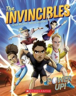 Power Up! (The Invincibles #1)