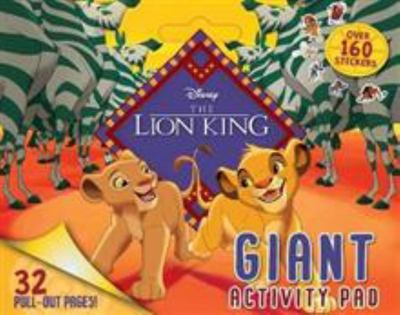 The Lion King - Giant Activity Pad