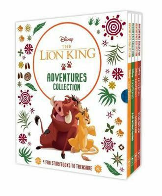 The Lion King - Little Treasures Box Set
